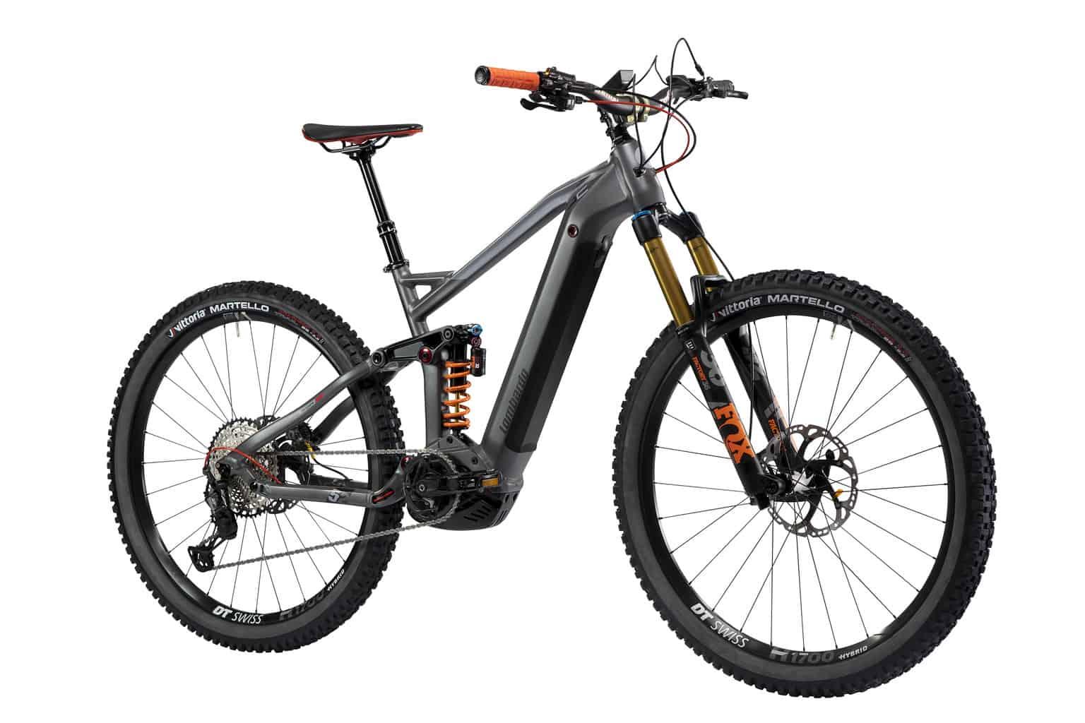 Sempione DC90 '29: bici elettrica MTB by Lombardo Bikes 2020