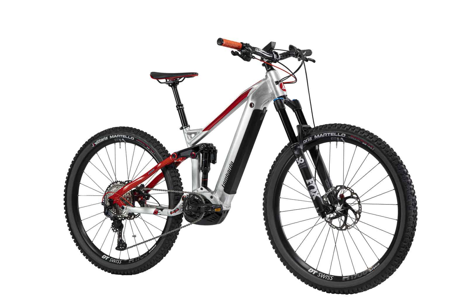 Sempione Team Full Suspension Modello 2020 by Lombardo Bikes e Bici Elettriche