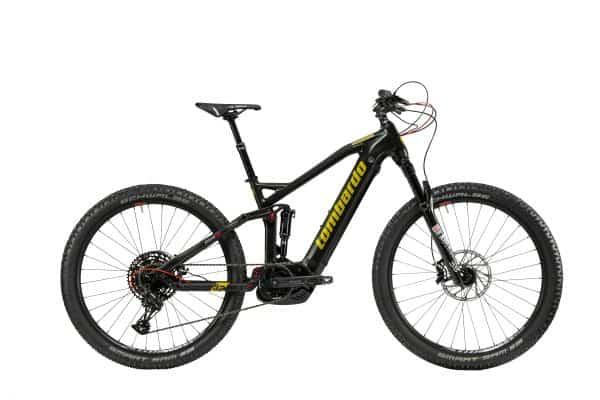 Sempione Race modello 2020: e-Bike eMTB by Lombardo Bikes
