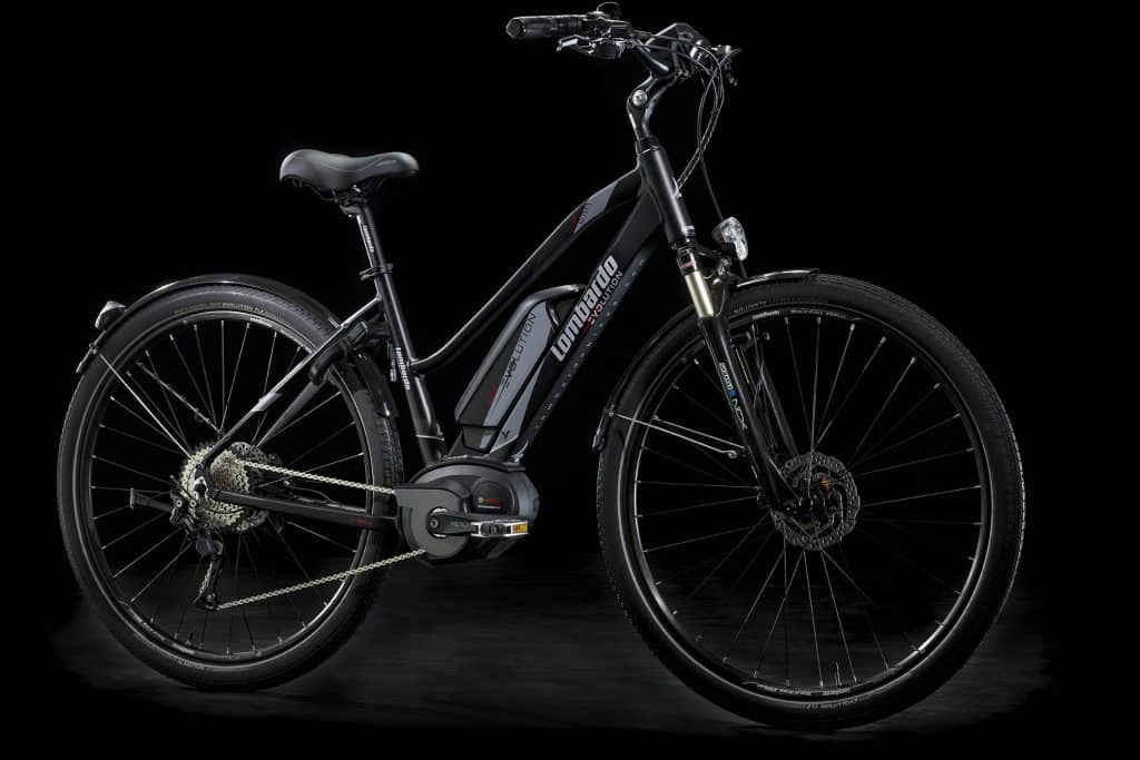 eRoma Woman 8.0 e-Bike Lombardo 2018.