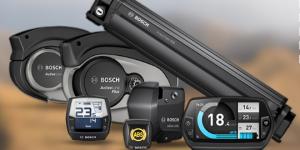 Prodotti per e-Bike Bosch 2018: potenza e resistenza nel tempo.