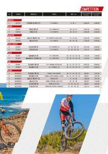 Listino Prezzi Lombardo bikes ed ebikes 2020. Evolution serie.padina 1