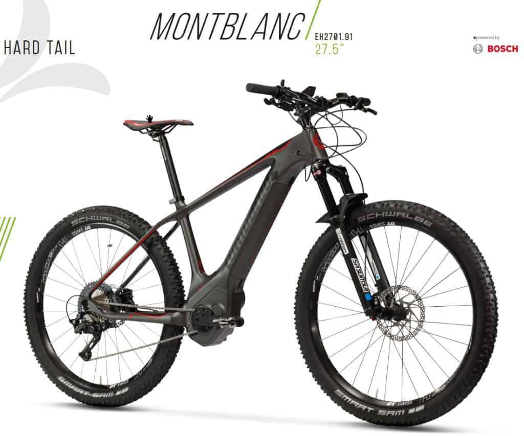 Montblanc e-bike lombardo Front 2019