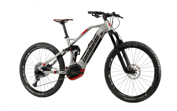 Sempione 27.5+ 2019: Pro Enduro Full Suspension Lombardo e-MTB