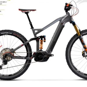 Sempione DC90: 29 con Full Suspension 2020 by Lombardo Bikes