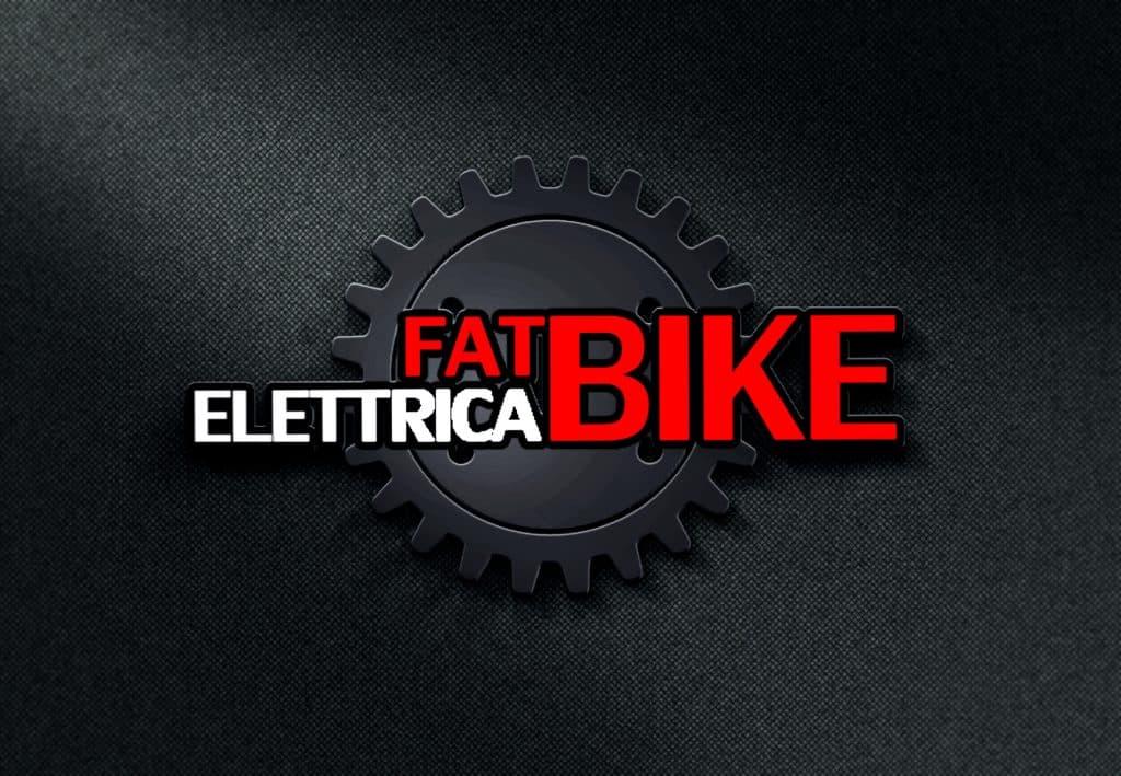 Logo principale sfondo Nero FatBike-Elettrica.it