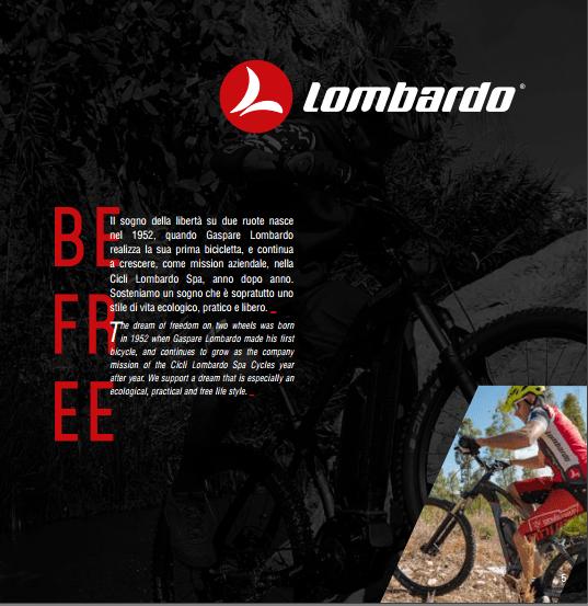 Storia della Lombardo Bikes dal 1952 bici Made in Italy.