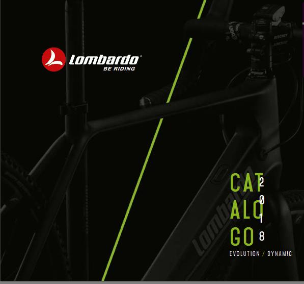 Lombardo Bikes Catalogo 2018