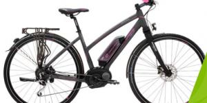 Lombardo e-Bike Donna eAmantea City woman modello 2018.