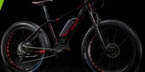 Modello e-Ivrea FatFront 2018 prodotto da Lombardo eBike.