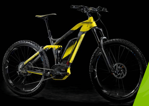 Lombardo eMTB 2018 eSempione 27.5+ Pro Enduro Full Suspension