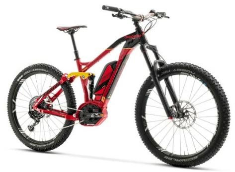 e-Sempione Team Enduro 27.5 plus Lombardo 2018 modello e-Sempione, con Bosch Torq.