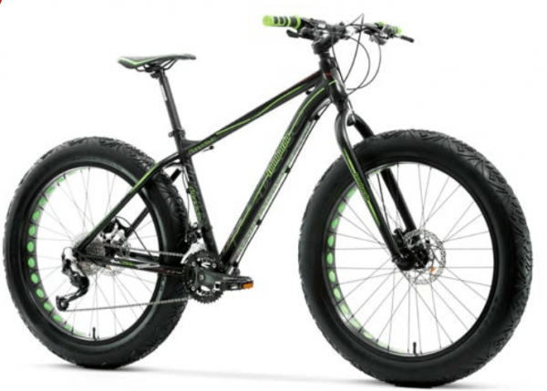 Fat Bike Ivrea Lombardo 2018 Muscolare,