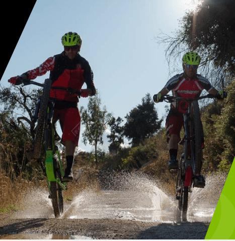 Lombardo e-bike: 2 rider che impennano. le e-MTB in azione!