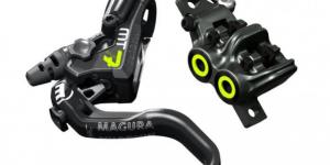 MT7 Freni idraulici a 4 pistoncini prodotti dalla Magura.