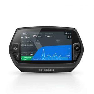 Nyon Display LCD Bosch per e-Bike senza unità di controllo-comando. colore nero.