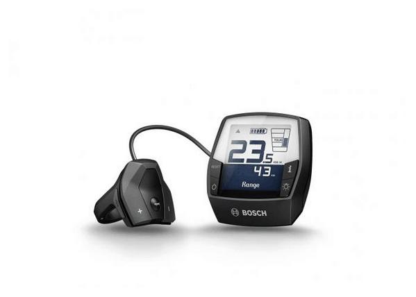 Intuvia Display Bosch per e-bike: Kit Retrofit con unità comandi inclusa. colore Antracite.