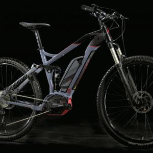 e-Sempione 1.0 CX All Mountain 27.5/29 Full 2018. Bici Elettrica Lombardo