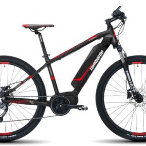 Bici Elettrica e-Valderice CM Hard Tail Bafang. Lombardo e-Bikes 2018.