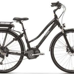 eRoma 4.0 Donna Trekking; e-Bike Lombard 2018