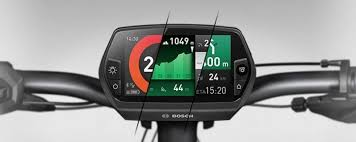 Display Bosch Nyon LCD, ciclocomputer per e-Bike e eMTB.
