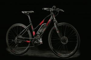 Bici Elettrica per la Donna moderna, attenta all'ambiente e che vuole rimanere in forma: e-Bike Donna e-Amantea 2018.