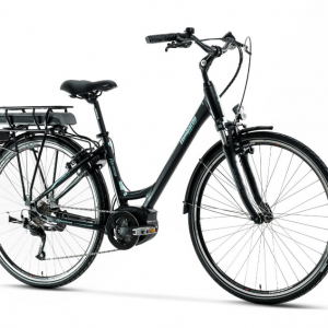 e-Ravenna Sport 7.0 Nero Tiffany e-Bike Lombardo 2018.