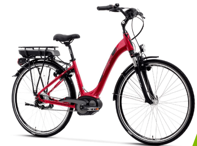 e-Montecatini Classic Nexus 2018 lombardo e-bike.