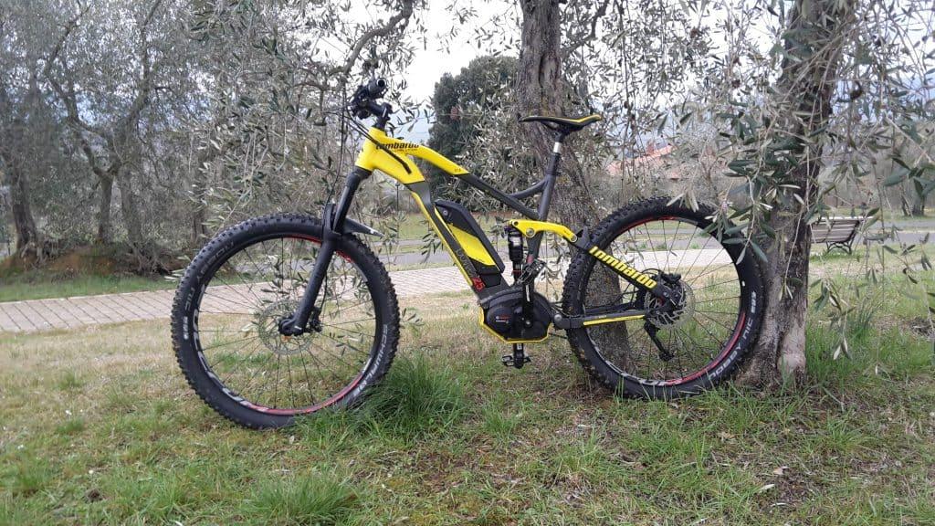 MTB Elettrica e-Sempione 27.5+ by Lombardo bici Elettriche 2018.