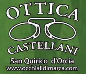 Test e-Bikes Bagno Vignoni 14-15 aprile in collaborazione con Ottica Castellani.
