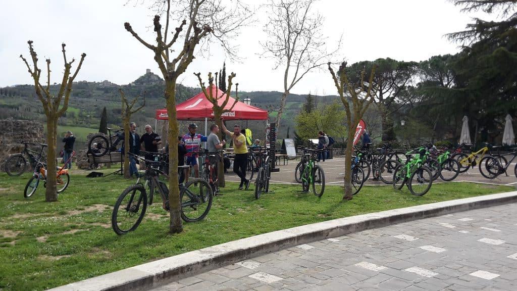 Valdorcia e Bike Tour e Test