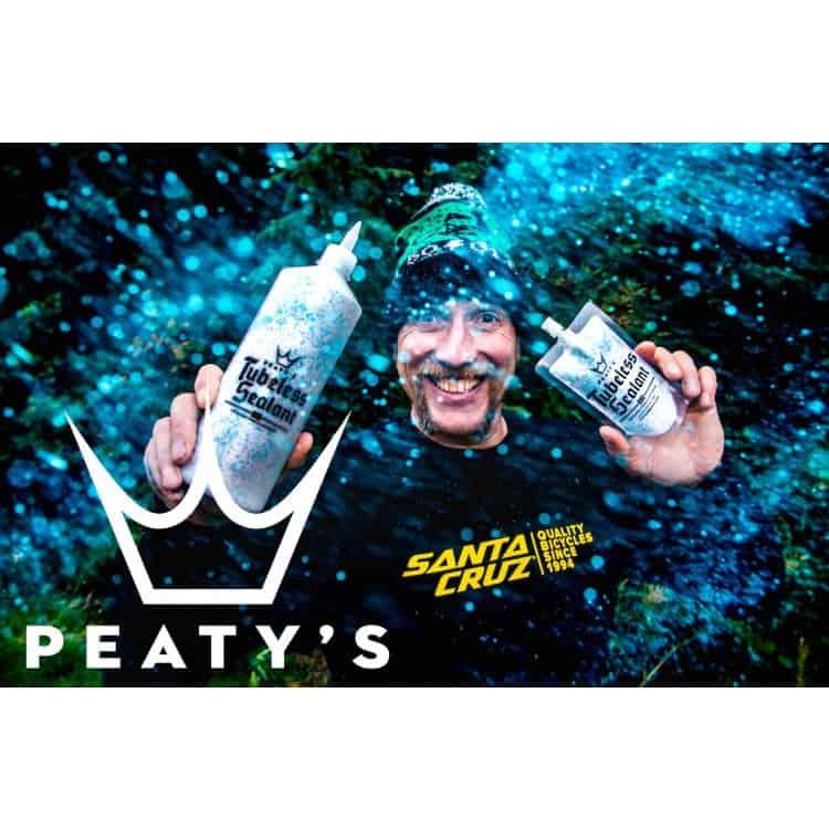 Peaty's: prodotti Bici da Campioni by Steve Peat. 3 Time Champion Down Hill