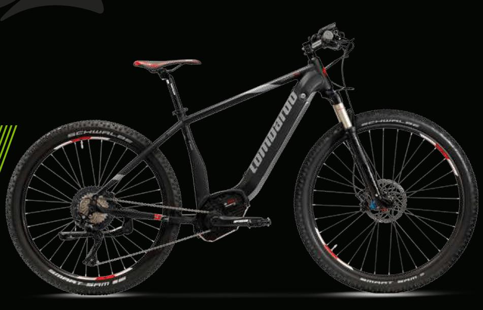 Chamonix 10.0 Modello 2019 by Lombardo Bikes
