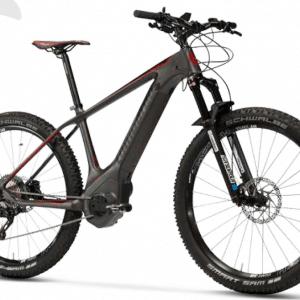 Montblanc Front modello 2019 by lombardo e-bike.
