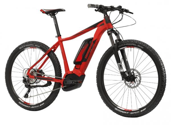 Sestriere 6.0 Front: e-bike by lombartdo modello 2019