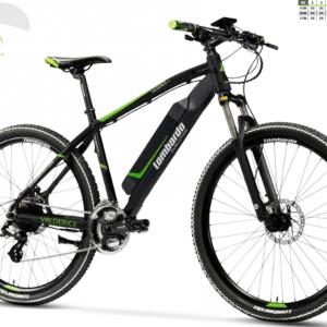 Valderice Fitness 2019 Bafang hub motor by Lombardo Bici elettriche.