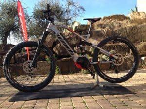 Sempione Pro 2019 Full Suspension 2019 e-MTB Lombardo Bikes