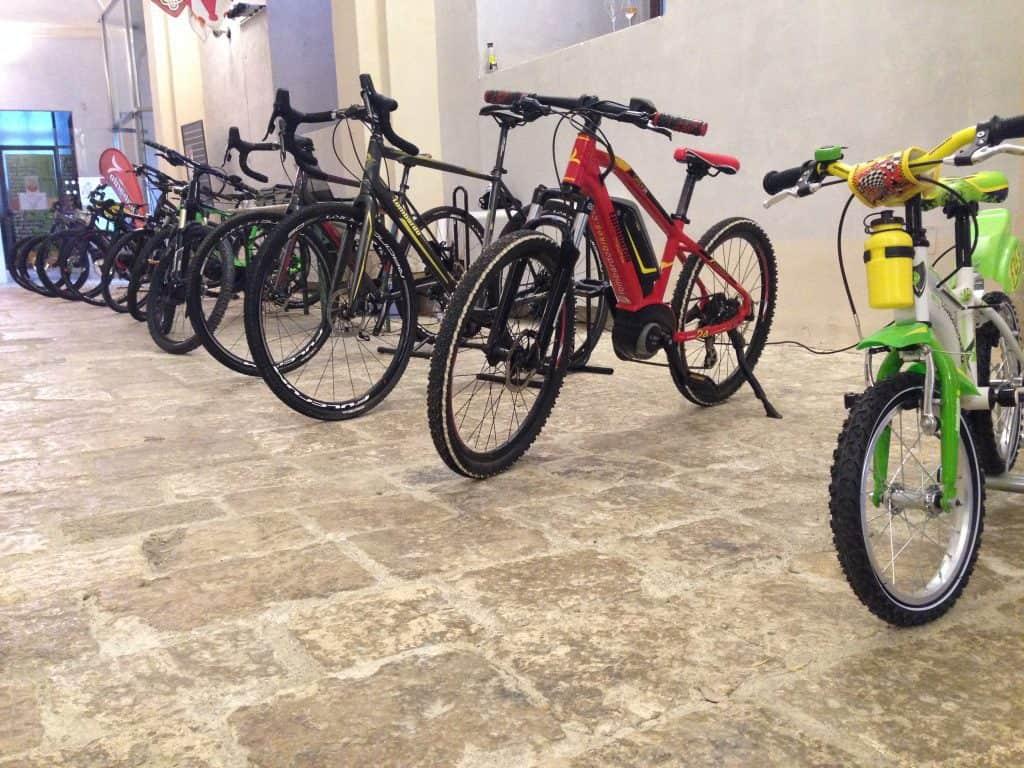 Garda Youth l'e-bike per ragazzo: Bici Elettriche Lombardo 2019 e Festa dell'Olio in S.Quirico D'Orcia