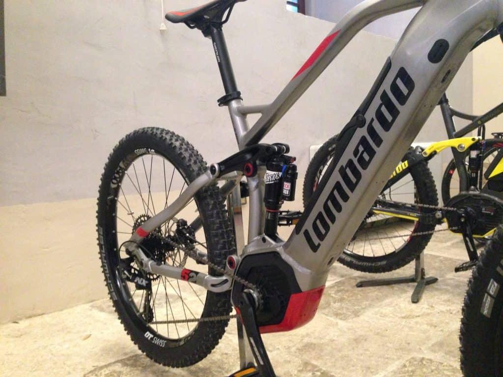 Sempione Pro 2019 by Lombardo Bikes. Bici Elettriche made in Italy.
