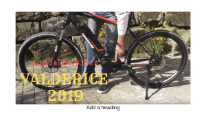 Valderice motore bafang by lombardo Bici 2019