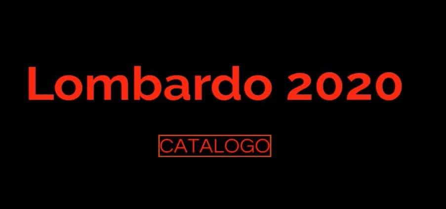 catalogo 2020 Lombardo bikes and ebikes
