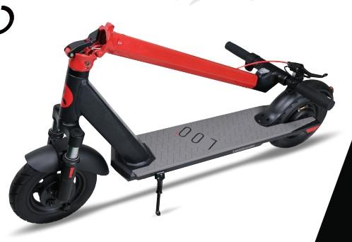 LOO-X21-Monopattino-Elettrico-chiuso-Lombardo-Bikes